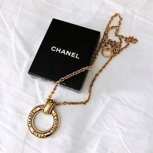 Chanel Rare Vintage Long Necklace